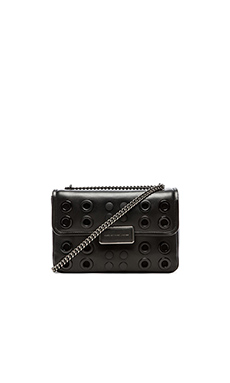 Marc by Marc Jacobs Rebel Grommet 24 Bag in Black