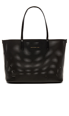 Marc by Marc Jacobs Metropolitote 48 Bag in Black