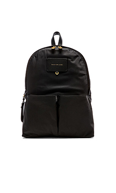 Marc by Marc Jacobs Preppy Legend Backpack in Black