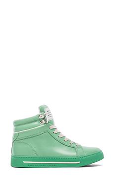 Marc by Marc Jacobs Cute Kicks Sneaker in Green