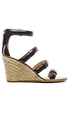 Marc by Marc Jacobs 85 mm Sandal Espadrille Wedge in Black
