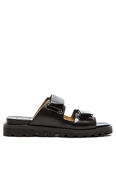 Marc by Marc Jacobs 40 mm Sandal Flat in Black