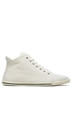 Marc by Marc Jacobs Canvas Sneaker in Talc