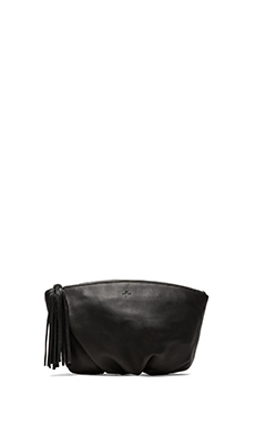 Marie Turnor Bella Clutch in Black