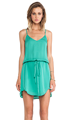 Mason by Mason by Michelle Mason Cami Dress in Jade