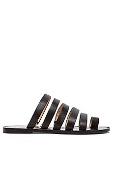 Matiko May Sandal in Black