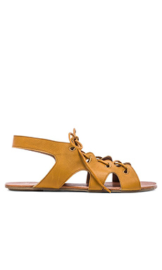 Matisse Quinta Sandal in Yellow