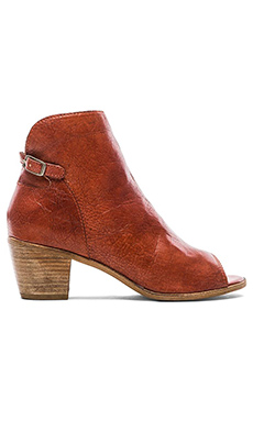 Matisse Folk Bootie in Brick