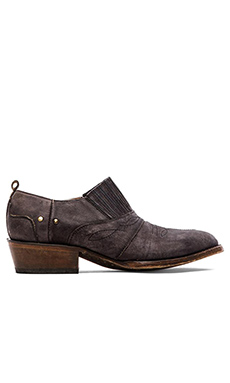 Matisse Roscoe Bootie in Charcoal