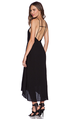 Maurie & Eve Rossana Dress in Black