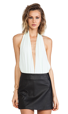 Maurie & Eve Heatwave Bodysuit in Glass