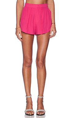 May. Promise Land Shorts in Raspberry Sorbet