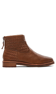 Matt Bernson Arrow Bootie in Cognac Rebel