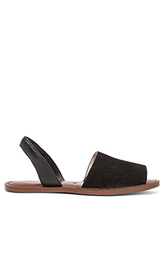 Matt Bernson Paloma Sandal in Black