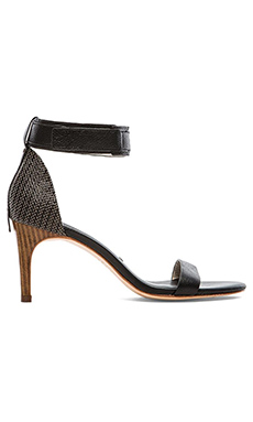 Matt Bernson Meridian Heel in Black & White