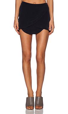 MERRITT CHARLES Sydney Skirt in Black