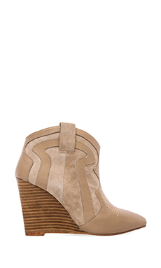 MADISON HARDING Vendell Bootie in Nude