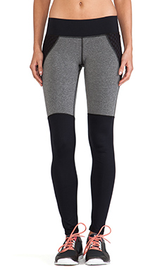 MICHI by Michelle Watson Shadow Legging in Black