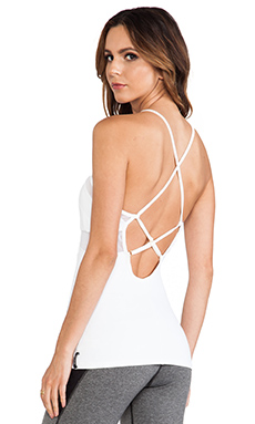 MICHI by Michelle Watson Allegro Tank in White