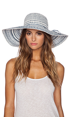 Michael Stars Faded Shade Floppy Hat in Passport