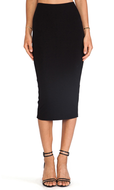 Michael Stars Esa Convertible Pencil Skirt in Black