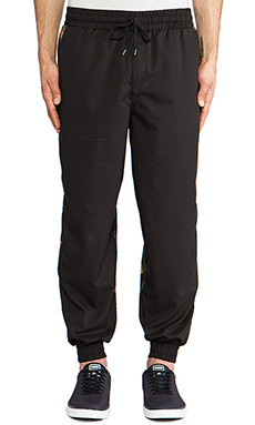 Puma by Mihara Performance Cargo Pants in Black