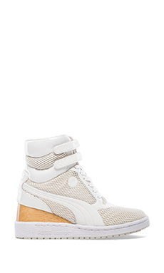 Puma by Mihara MY-77 D2 Sneakers in Vaporous Gray