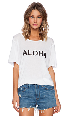 MIKOH New Caledonia Oversized Tee in Aloha