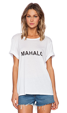 MIKOH New Caledonia Oversized Tee in Mahalo
