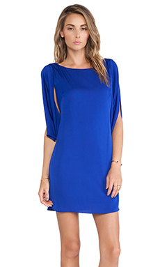 MILLY Monarch Dress in Cobalt