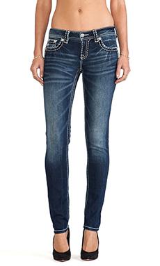Miss Me Jeans Skinny in DK 254