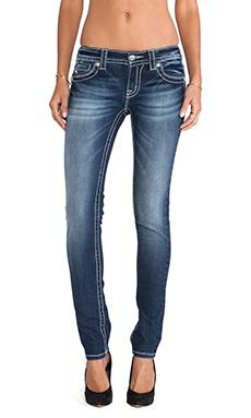 Miss Me Jeans Skinny Jean in MK 297