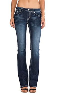 Miss Me Jeans Bootcut in DK272