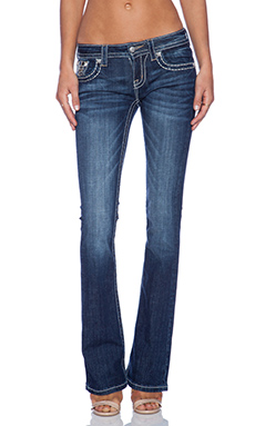Miss Me Jeans Boot in MK 324
