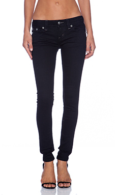 Miss Me Jeans Skinny in BLK 01