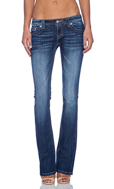 Miss Me Jeans Boot in MK 332