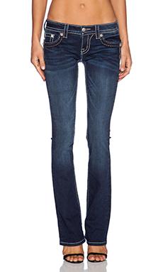 Miss Me Jeans Bootcut Jean in DK 327
