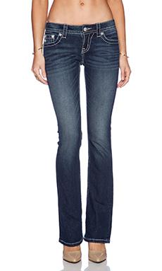 Miss Me Jeans Bootcut Jean in DK 325