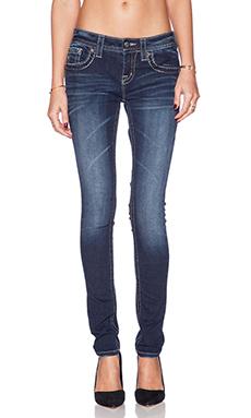 Miss Me Jeans Skinny Jean in DK 330