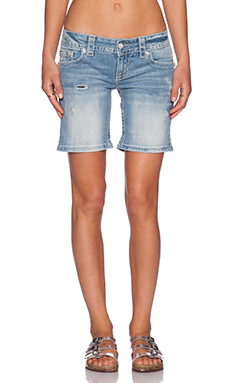 Miss Me Jeans Shorts in LT 82