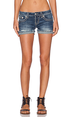 Miss Me Jeans Short in MK 374