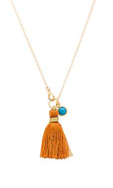 Mimi & Lu Sarah Convertible Necklace and Bracelet in Boho