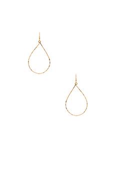 Mimi & Lu Sheldon Earring in Gold