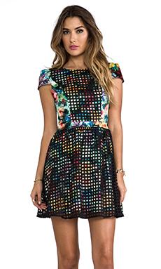 MINKPINK Secret Garden Dress in Multi