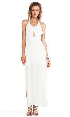MINKPINK Edge Of Glory Dress in Cream