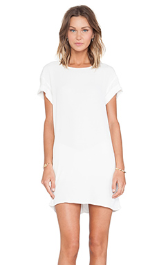 MINKPINK Last Chance Dress in White