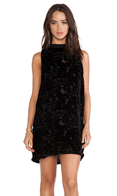 MINKPINK First Glance Dress in Black