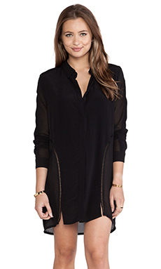 MINKPINK Hour Of Darkness Dress in Black