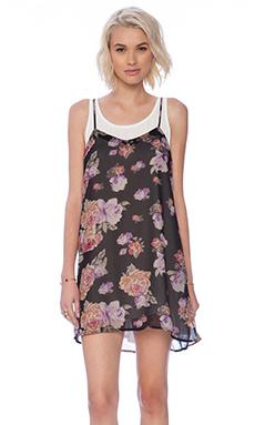 MINKPINK Light Floral Breeze Dress in Multi