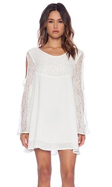MINKPINK The Stella Dress in White